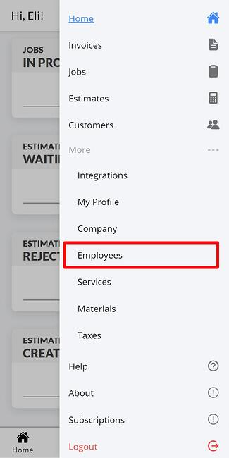 employees-link-in-side-menu