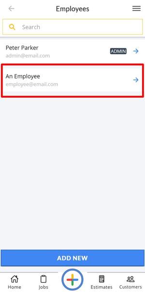 selecting-an-employee